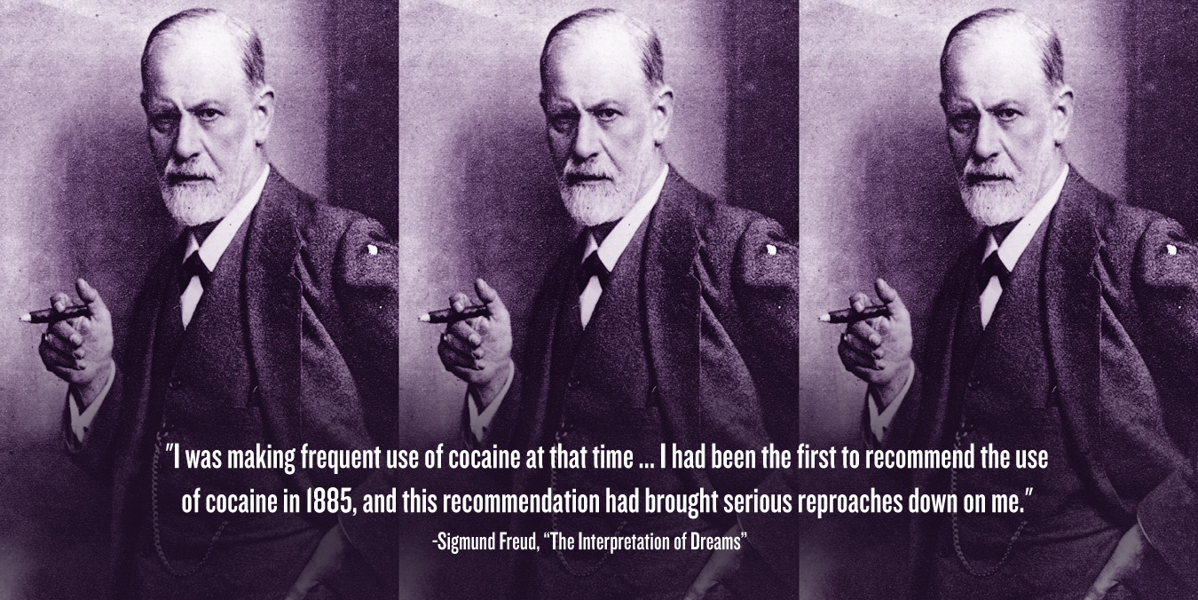 Sigmund Freud was addicted to cocaine for over twelve years. Would he have been prosecuted for trafficking in cocaine had he lived in Tampa Bay, Florida today?