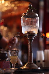 A glass of absinthe was once illegal just as marijuana is now in Tampa Bay, Florida where harsh drug penalties should be avoided.