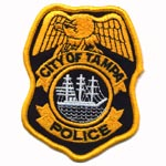 Tampa Police Department, FL, has this badge been dishonored by an officer destroying evidence?