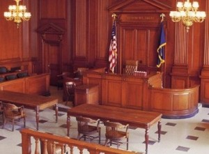 Courtroom Photo
