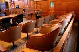 Clearwater Florida Courtroom photo