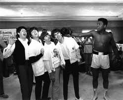 Ali Batters the Beatles