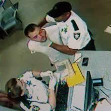 Florida Cop Chokes